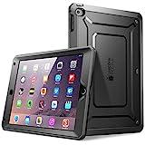 SUPCASE Hülle für iPad Air 2 Case 2. Generation 360 Grad Schutzhülle Robust Cover [Unicorn Beetle PRO] mit integriertem Displayschutz 2014 Ausgabe, Schw