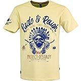 Yakuza Premium T-Shirt 3012 (XL, hellgelb)