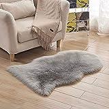 ZAZN Unregelmäßiger Plüschteppich, Heimsofa, Schlafzimmer, Teppichbodenmatte, rutschfeste Babyspielzeugdecke
