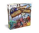 Zoch 601105159 Gezanke auf der Planke, das Spiel, bei dem standfeste Piraten sich mit der Schwerkraft messen, ab 6 J