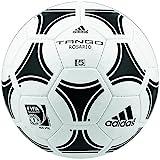 adidas Trainingsball Tango Rosario Soccer Ball, White/Black, 5