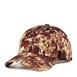 maozuzyy Herren Kappe Hut Graffiti Printed Baseball Cap Herren Streetwear Hip Hop Hut Damen Snapback Caps Kopfbedeckung-Braun