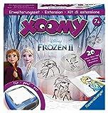 Ravensburger Xoomy Erweiterungsset Frozen 2 18109 - Comics und die berühmten Figuren aus 'die Eiskönigin 2' Zeichnen lernen, Kreatives Zeichnen und Malen für Kinder ab 7 Jahren
