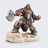 Matilda World of Warcraft, Schattenzeit der Allianzhorde, große Version von Warcraft Durotan, Orgrim, Modellfigur