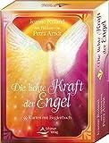 SET Die lichte Kraft der Engel: 50 Karten mit Begleitb