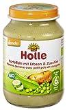 Holle Kartoffeln mit Erbsen & Zucchini, 6er Pack (6 x 190 g) - Bio
