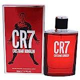 Cristiano Ronaldo CR7Eau de Toilette, 50ml
