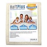 HaftPlus - Teppichunterlage, Antirutschmatte - Haftet ohne zu kleben, rutschfest und zuschneidbar, Größe 120 x 180