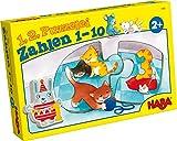 HABA 7468 - 1, 2, Puzzelei - Zahlen 1 - 10