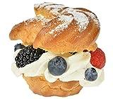 Hobbybäcker Hobby-Brand, ✔ Brandteig, Brandmasse, Brühmasse, ✔Für Windbeutel, Churros, Eclairs, Krapfen, 400 g