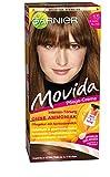 Garnier Tönung Movida Pflege-Creme, Intensiv-Tönung Haarfarbe 15 Dunkelblond, 3er Pack