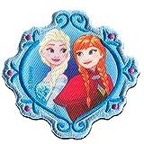 Disney © Frozen DIE EISKÖNIGIN ELSA&ANNA 2 - Aufnäher, Bügelbild, Aufbügler, Applikationen, Patches, Flicken, zum aufbügeln, Größe: 7,3 x 7 cm