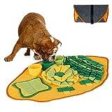 GORWOCO8 Schnüffelteppich Hunde Intelligenzspielzeug für Hunde Schnüffelspielzeug Langlebiges Interaktives Hundespielzeug Fördert Die Natürlichen Futtersuchfähigkeiten