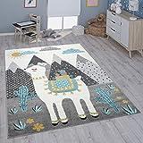 Paco Home Kinderteppich Teppich Kinderzimmer Mädchen Jungs Verschiedene Motive Und Größen, Grösse:160x220 cm, Farbe:Mehrfarbig