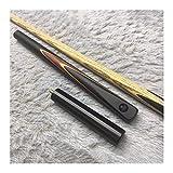 Zixin Pool Cue, 57 Zoll 21 Oz Pool Cue Mit 13mm Cue-Spitzen mit Reinigungstuch Joint-Schutz (Color : 1)