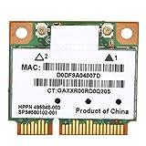 Sutinna Mini-Netzwerkkarte, AR5BHB92 300-Mbit/s-WIFI-Dualband-2,4-G/5-GHz-PCI-E-WLAN-Karte, kompatibel mit Desktop, Laptop und industrieller Steuerkarte
