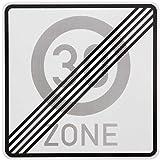 ORIGINAL Verkehrszeichen * ENDE 30 Zone * für 40 Geburtstag Geschenk Verkehrsschild Schild Strassenschild Straßenzeichen Geburtstagsschild Schilder mit RAL Gütezeichen