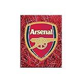 Visionpz 5D Diamond Painting Full Set Arsenal FC Football Club DIY Diamond Painting Bilder Set Malen Nach Zahlen Full Drill Kristall Diamond Painting Set 30x40cm,Ohne Rahmen