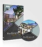 HausDesigner3D Premium 2021 - 3D CAD Hausplaner & Architektursoftware / Programm, einsetzbar als Raumplaner, Einrichtungsplaner, Badplaner, Küchenplaner, zur 3D Visualisierung