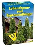 GP Lebensbaum und Zypressendünger 2,5kg Lebensbaumdünger Dünger Langzeitdüng