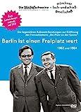 Berlin ist einen Freiplatz wert - Die legendären Kabarett-Sendungen zur Eröffnung der Fernsehlotterie 'Ein Platz an der Sonne' 1962 und 1964 [2 DVDs]
