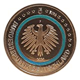 5 € Deutschland 2020 - Subpolare Zone. Aus der Serie Klimazonen der E