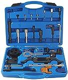 Fetcoi Motor Einstellwerkzeug Steuerkette Zahnriemen Werkzeug Kompatibel für Opel Astra