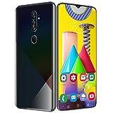 SmartphoneOhneVertrag 4g Android 10, 13-24Mp Professionelle Kamera, 4800mAh Akku, Handy Mit Erweitertem Speicherplatz,HandyOhneVertrag 32GB Black