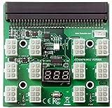 LeHang Netzteil Breakout Board Adapter DPS-1200FB/QB PCI-E 6Pin Add 2PSU Mining BTC