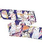 Owl Bandana Schal Kopftuch Mode Kleinen Schal-Frauen-Schal Krawatte B
