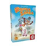 Game Factory 646251 Rambazamba, das tierisch Starke Kartenspiel für die ganze Familie, für 2 bis 5 Spieler, ab 8 Jahren