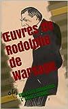 Œuvres de Rodolphe de Warsage: UNE PETITE BOURGEOISE L' AUTRE SUZANNE (French Edition)
