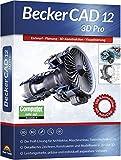 Markt & Technik BeckerCAD 12 3D PRO Vollversion, 1 Lizenz Windows CAD-Software