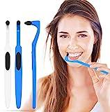 Zahnsteinentferner Zahnsteinentfernung Professionelle Zahnreinigung – Zahnaufhellung Zahnstein Entfernung Teeth Stain Remover, Effektive Zahnarztbesteck Teeth Whitening Zahnpolierer, 3er Pack