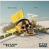 KONGQTE Junge Chris & Wale Hip Hop Rap Album Gelbe Flagge Musikalbum umfasst Poster Leinwanddruck Bilder Wandbild Wohnkultur -60x60cm No Frame