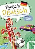 Hueber Verlag GmbH Typisch Deutsch: Sitten, Bräuche und andere Merkwürdigkeiten / Sprach- und Reisespiel