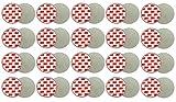 20er Set Rauchmelder Magnethalterung Klebebefestigung Magnete Magnethalter