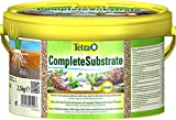 Tetra Complete Substrate, gebrauchsfertiges Bodengrundkonzentrat, Neueinrichtung von Aquarien Aquarienkies, 2, 5 kg E