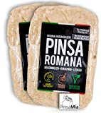 2 x Pinsa Original PinsaMia, 2 Stück, Pinsa Romana, Pinsa Teig ofenfertig