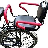 GYYlucky Rücksitzkissen Für Fahrräder, Rücksitz Für Fahrzeuge, Elektrofahrzeug Rücksitz Für Kindersitze Mit Babyschale, Einschließlich Kissen Und Rückenlehne, Armlehnen Für Fußstützen