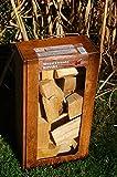 Kirsche Wood Chunks / Cherry Chunks Räucherklötze / Smokerholz direkt vom Holzhof, 100% Natürlich für optimales Raucharoma, 1,5Kg