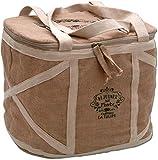 Chateau La Tulipe Picknickkorb [ groß ] Picknicktasche [ohne Teller etc.] Picknickkoffer, Tasche für EIN Picknick mit Charme