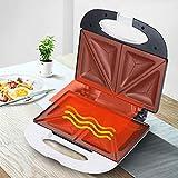 Waffeleisen Belgische Waffel,Sandwich Maker Toastie , Multifunktionale Backmaschine Kuchen Nuss Getrocknete Obstmaschine Maschine Frühstückstopf Witn