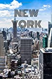 New York: Notebook with view of New York for Drawning and Writing, Notebook for Kids, Notebook for Learning Languages, Journal, Diary (110 Pages, Blank, 6x9) (Travel Notebook, City Notebook)