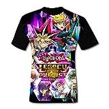 maichengxuan T-Shirt Kurzarm Yu_Gi_Oh T-Shirt Running T-Shirt für Männer Frauen