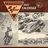1art1 Motorradsport - Moto Gp The Origins Offizieller Kalender 2021 Poster-Kalender 30 x 30 cm