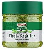 Kotanyi Gourmet Thai-Kräuter Gewürzmischung | typischer Geschmack nach Ingwer, Koriander und Zitronengras, 400 ml