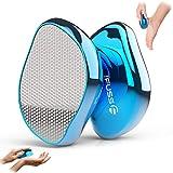 Mr. Fuss® Nano Glas 2 in 1 Hornhautentferner Feile - Hornhautentfernung Nass & Trocken - Hornhautfeile für samtweiche Babyfüße sicher & schnell