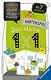 Ravensburger 80350 - Lernen Lachen Selbermachen: Das kleine 1 x 1, Kinderspiel für 1-4 Spieler, Lernspiel ab 7 Jahren, Kartenspiel