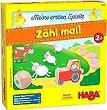HABA 305878 - Meine ersten Spiele – Zähl mal!, Spiel ab 2 Jahren, made in Germany